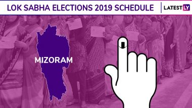 Mizoram Lok Sabha Elections 2019 Dates: Complete Schedule of Voting And Results For General Elections