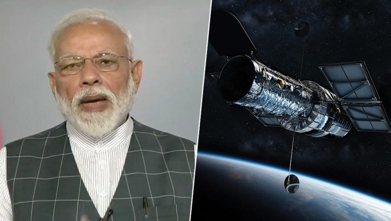 India Becomes Elite Space Power With Successful 'Mission Shakti' Test, Indian A-SAT Missile Shoots Down Low Earth Orbit Live Satellite in Space