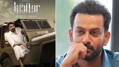 Lucifer Movie Review: Prithviraj Sukumaran's Directorial Debut Starring Mohanlal Receives Average Response From Critics