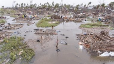 Cyclone Idai: India Provides Humanitarian Assistance and Disaster Relief to Mozambique