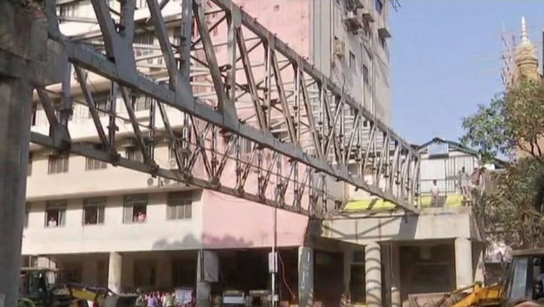 Mumbai CSMT Bridge Collapse: BMC Releases Preliminary Audit Report, Suspends 2 Officials; 2 Retired Chief Engineers to Face Department Inquiry