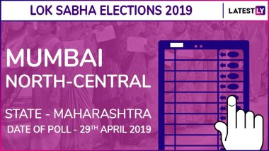 Mumbai North Central Lok Sabha Constituency in Maharashtra Live Results 2019: Leading Candidates From The Seat, 2014 Winning MP And More