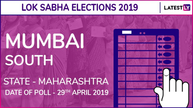 Mumbai South Lok Sabha Constituency in Maharashtra: Candidates, Current MP, Voting Date And Election Results 2019