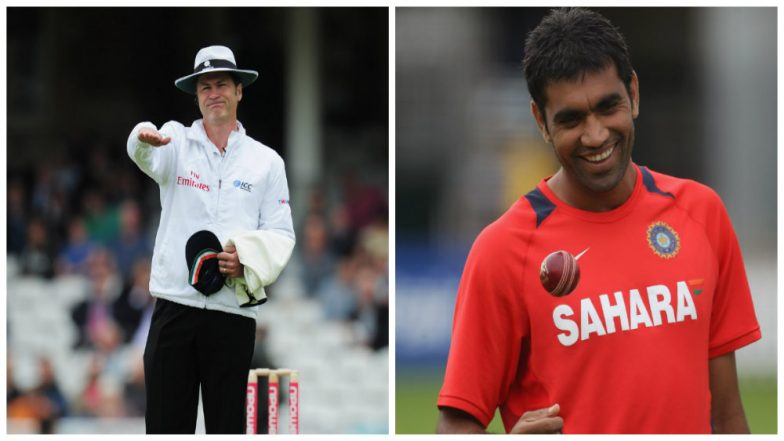 Simon Taufel Reveals Munaf Patel Said 'Saala Ch**ya' to Owais Shah at Wankhede Stadium in 2006 Test Match, Draws Laughter From Students in Nagpur
