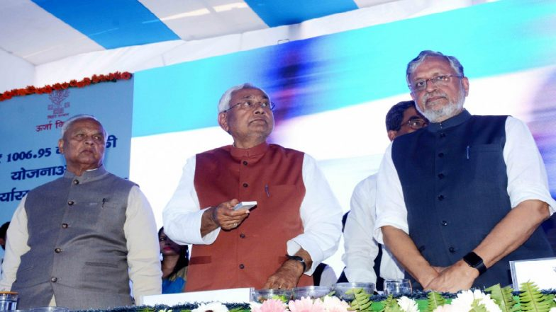 Lok Sabha Elections 2019: NDA Announces Seat Sharing in Bihar