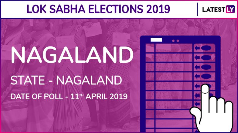 Nagaland Lok Sabha Constituency in Nagaland: Candidates, Current MP, Polling Date And Election Results 2019