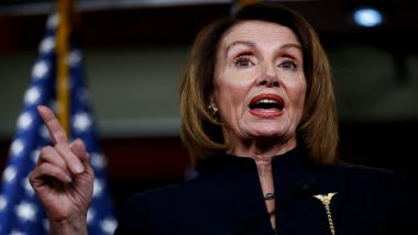 Nancy Pelosi Re-Elected House Democratic Leader Despite Shrunk Majority, Nominated Again For Speaker's Post