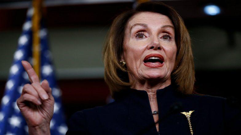 Nancy Pelosi Against Donald Trump's Impeachment, Says 'He's Not Worth it'