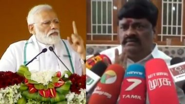 PM Narendra Modi Is India's Daddy Just Like Jayalalithaa Was Our Amma, Says AIADMK Leader Rajendra Balaji; Watch Video