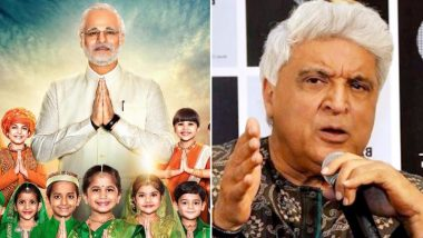 PM Narendra Modi Biopic: Javed Akhtar Is CLUELESS on Being Named As Lyricist in Vivek Oberoi's Film, Trolls Argue He Is Not the Only 'Javed Akhtar' in Industry!