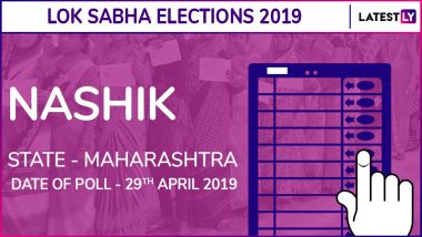 Nashik Lok Sabha Constituency in Maharashtra Live Results 2019: Leading Candidates From The Seat, 2014 Winning MP And More