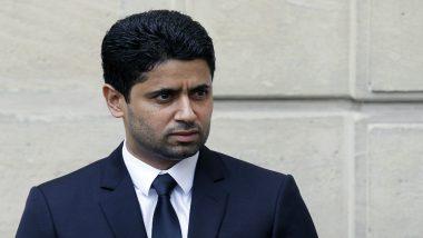 French Judges Question PSG President Nasser Al-Khelaifi in Athletics Corruption Probe