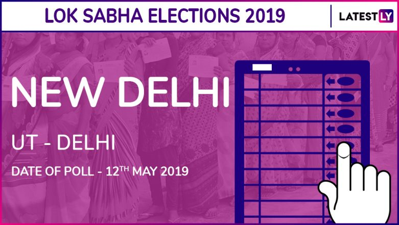New Delhi Lok Sabha Constituency Result 2019: Meenakshi Lekhi of BJP Wins Parliamentary Election