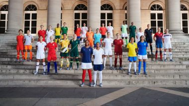 FIFA Women's World Cup 2019 Jerseys With 'Never Say Die' Tag Unveiled by Nike (See Pics)