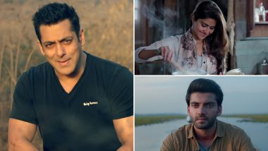 Notebook Song Main Taare: Salman Khan Describes Zaheer Iqbal and Pranutan Bahl's Extraordinary Love Story Perfectly - Watch Video