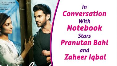 True Love On Tinder, Possible? 'Notebook' Jodi Pranutan and Zaheer Answer!