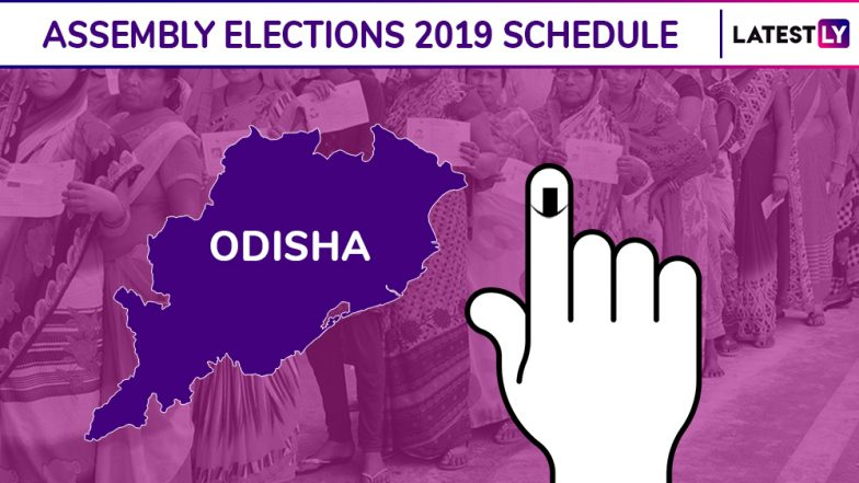Odisha Assembly Elections 2019 Schedule: Polling for All 147 Seats in four phases, Counting of Votes on May 23