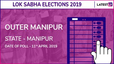 Outer Manipur Lok Sabha Constituency in Manipur Results 2019: NPF Candidate Lorho S Pfoze Elected MP