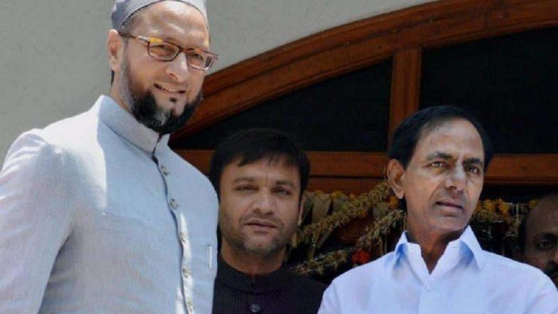 Telangana MLC Elections 2019 Results: TRS Wins 4 Legislative Council Seats, Ally AIMIM Bags 1 in Biennial Polls