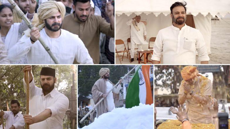 PM Narendra Modi Hindustani Song: Salman Khan's 'Suno Gaur Se Duniya Walo' Gets Revamped Featuring Vivek Oberoi Waving the Tricolour - Watch Video