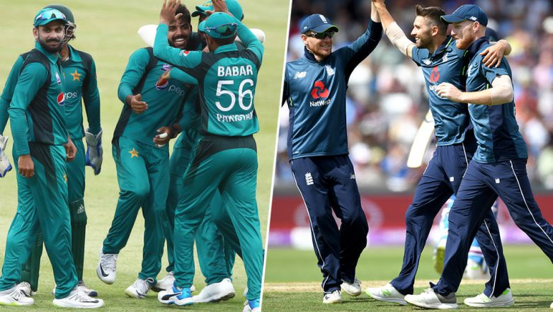 Pakistan vs England Series 2019 Schedule: Live Streaming, Telecast, Complete Fixtures, Match Dates, Timetable, Squads and Venue Details of PAK vs ENG Ahead of ICC Cricket World Cup 2019