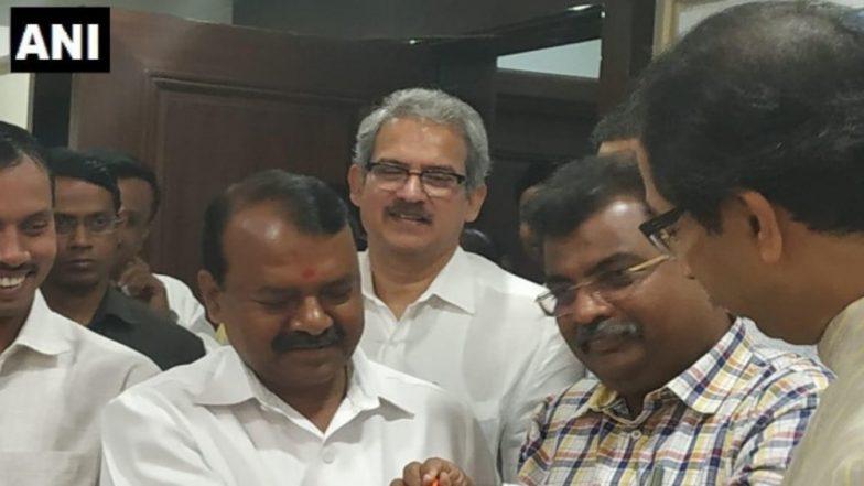 BJP Palghar MP Rajendra Gavit Joins Shiv Sena, to Contest Lok Sabha Elections 2019