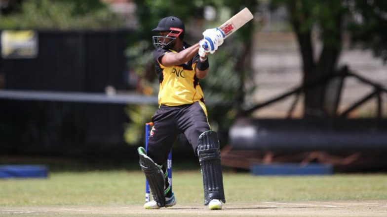 Papua New Guinea Beat Vanuatu by 10 Wickets, Chase Down Target in Three Overs to Seal a Spot in 2019 ICC Men's T20 World Cup Qualifier