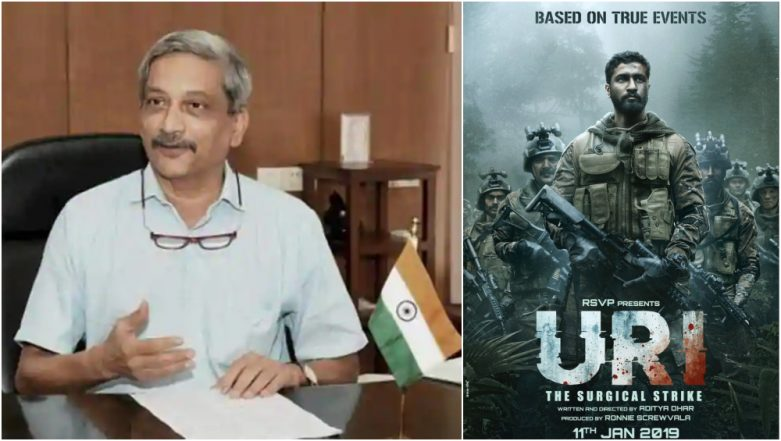Manohar Parrikar Passes Away: Remembering How the Former Defence Minister Played A Big Part in Vicky Kaushal's Uri: The Surgical Strike