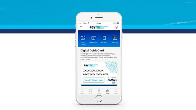 Paytm Payment Bank Turns Profitable Within Second Year of Operations, Sees Net Profit of Rs 20 Crore in FY19