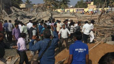 Karnataka Building Collapse: 37 People Rescued, Death Toll Climbs to 3