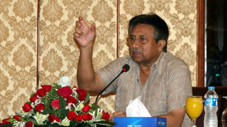 Pervez Musharraf Hospitalised After His Health Condition Deteriorates Due to Reaction From Rare Disease