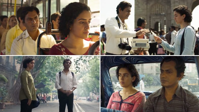 Photograph Song: Watch Nawazuddin Siddiqui and Sanya Malhotra's Unlikely Chemistry In The Bollywood Classic 'Tumne Mujhe Dekha'