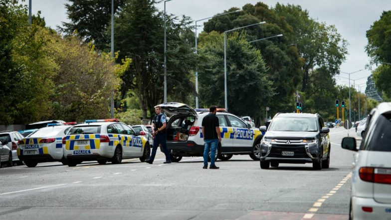 New Zealand Terror Attack: 40 Dead In Christchurch Mosque Shootings, Says NZ PM Jacinda Ardern
