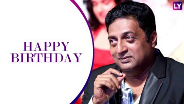 Birthday Special: From Iruvar to Singham Prakash Raj's Most Iconic Performances Till Now