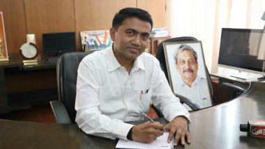 Goa CM Pramod Sawant Rules Out Imposition of Lockdown in Vasco Town and Mormugao Port Trust After 47 Test COVID-19 Positive in Single Day