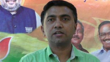 Pramod Sawant Sworn-in as Goa Chief Minister, Hours After Manohar Parrikar's Cremation