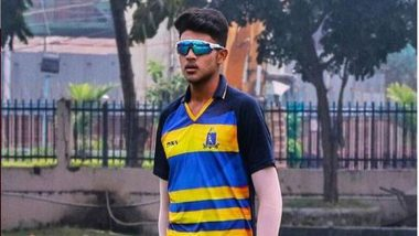 SRH vs RCB, IPL 2019: Prayas Ray Barman, 16, Becomes Youngest Player to Debut in Indian Premier League