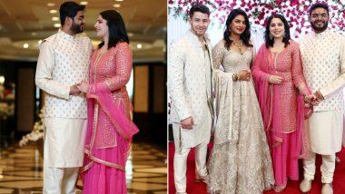 Priyanka Chopra Jonas and Nick Jonas Are All Smiles at Siddharth Chopra-Ishita Kumar's Roka Ceremony – See Pics