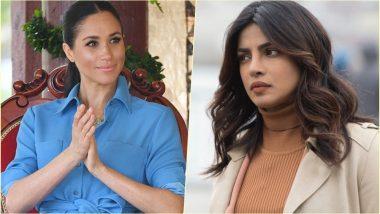 Priyanka Chopra Jonas and Meghan Markle's Friendship Hits a Rough Patch!