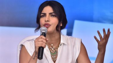 Priyanka Chopra Tweets Lauding Indian Army, Pakistan Files Petition Seeking Her Removal as UNICEF Goodwill Ambassador