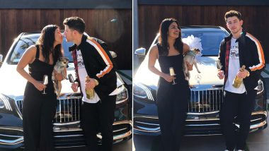 Priyanka Chopra Owns a $200K Maybach Car! Nick Jonas Gifts Wifey After His Song 'Sucker' Tops Billboard Hot 100 Chart (View Pics)