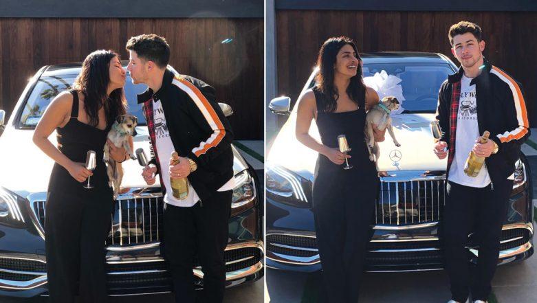 Priyanka Chopra Owns a $200K Maybach Car! Nick Jonas Gifts Wifey After His Song 'Sucker' Tops Billboard Hot 100 Chart (View Pics)