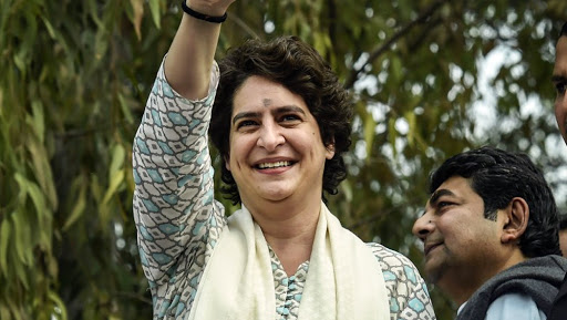 Priyanka Gandhi Helps Terminally Ill Girl Rush to AIIMS, Arranges Private Jet