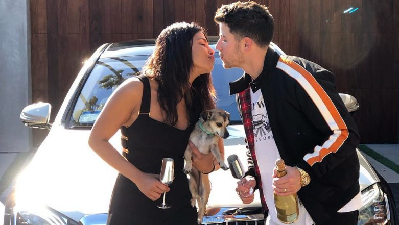 Nick Jonas Surprises Wife Priyanka Chopra Jonas With a Mercedes Maybach! See Pics