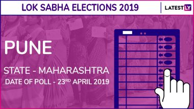 Pune Lok Sabha Constituency in Maharashtra Live Results 2019: Leading Candidates From The Seat, 2014 Winning MP And More