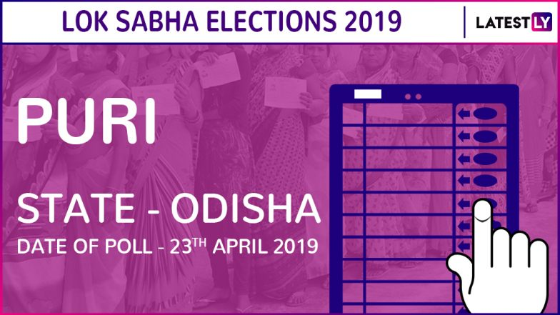 Puri Lok Sabha Constituency in Odisha: Candidates, Current MP, Polling Date And Election Results 2019