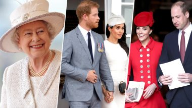 It's Official! Queen Elizabeth Approves New Household for Prince Harry-Meghan Markle, the Sussexes Split From Prince William-Kate Middleton