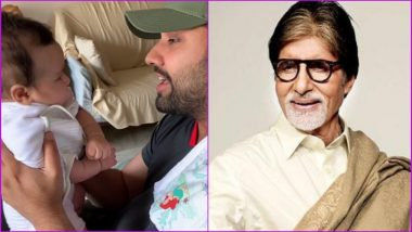 Rohit Sharma Raps to Daughter Samaira, Amitabh Bachchan Finds His Ranveer Singh-Act Video 'Too Cute'