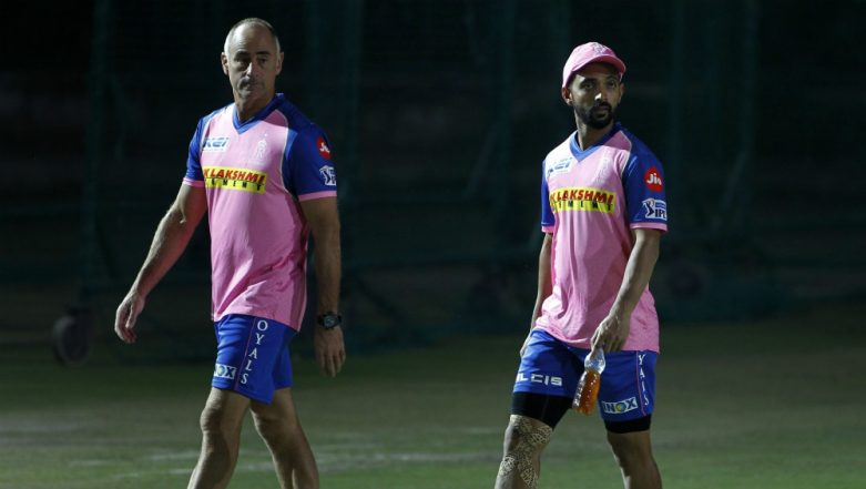 R Ashwin Mankades Jos Buttler Row: RR Royals Captain Ajinkya Rahane Supports KXIP Skipper in Run Out Controversy