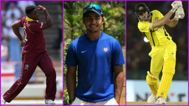 Team RR New Players: Here's a Look at Upcoming Talent in Rajasthan Royals Squad for IPL 2019
